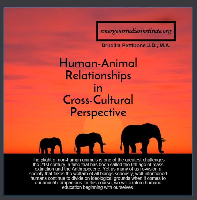 Human Animal Rel. Drucilla