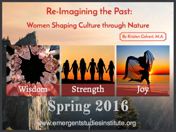 Kristen Calvert Re-Imagining the Past