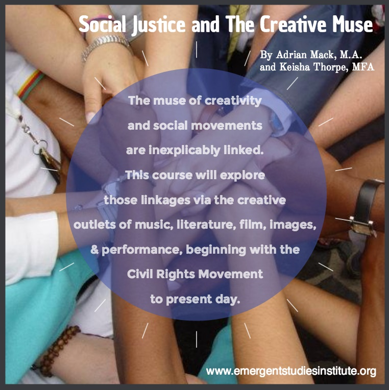 Social Justice and the Creative Muse Mack and Thorpe revision