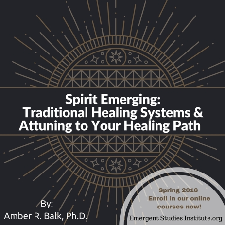 Spirit Emerging Course Ad