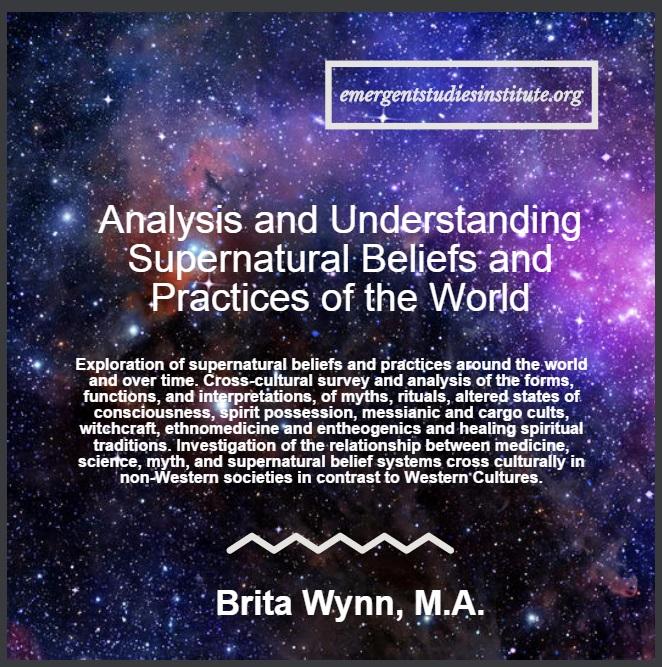Supernatural Ana Brita Wynn