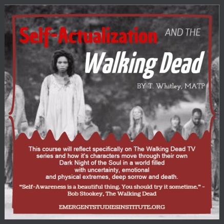 Walking Dead Whitley