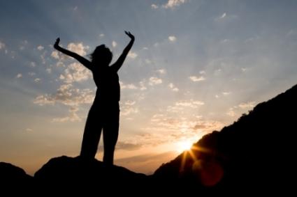 spirituality2 women on mtn