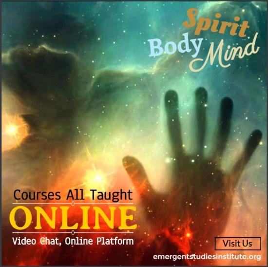 ESI Mind Body Spirit Online AD